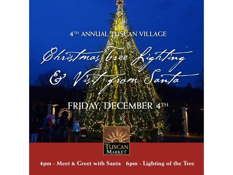 Christmas Tree In Salem Nh