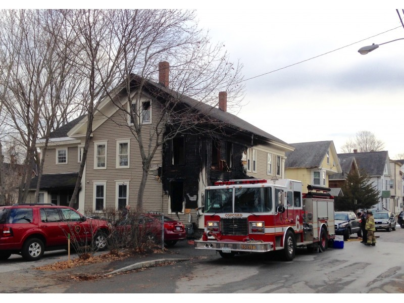 Town Of Londonderry Nh >> UPDATE: Man Found Deceased at Rumford Street Fire ...