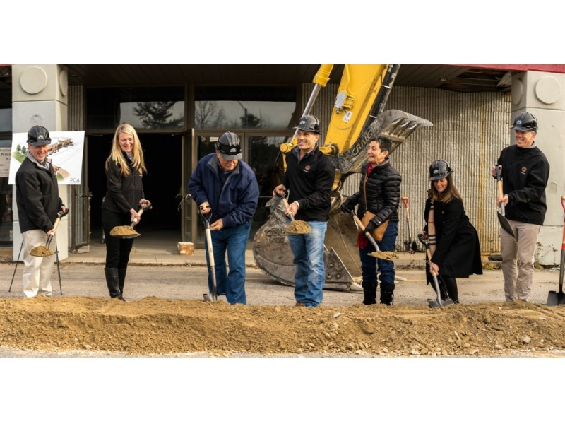 Tuscan Kitchen U0026 Market Breaks Ground In Portsmouth | Portsmouth, NH Patch