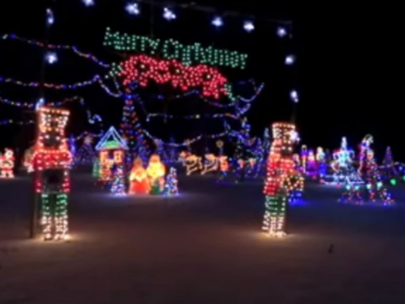 tell us where are the best christmas light displays concord nh patch - Best Christmas Light Show