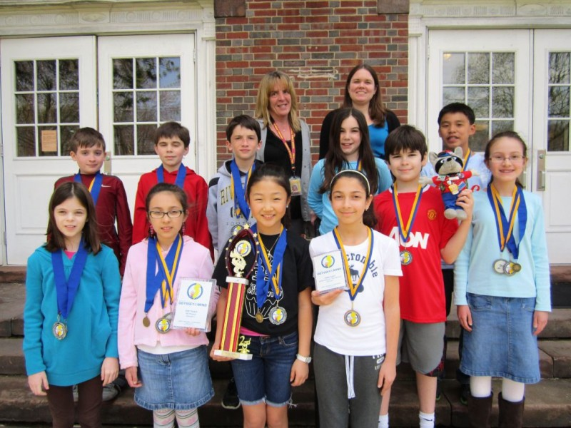 Oradell Public School's Odyssey of the Mind Team Qualifies for World  Championship