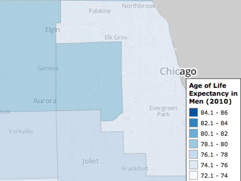 DuPage County Residents Live Longer Than Anywhere Else in Illinois