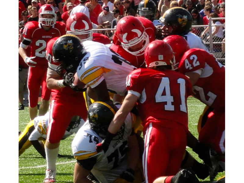 Football Hinsdale Central Hinsdale South Rekindle Rivalry Friday