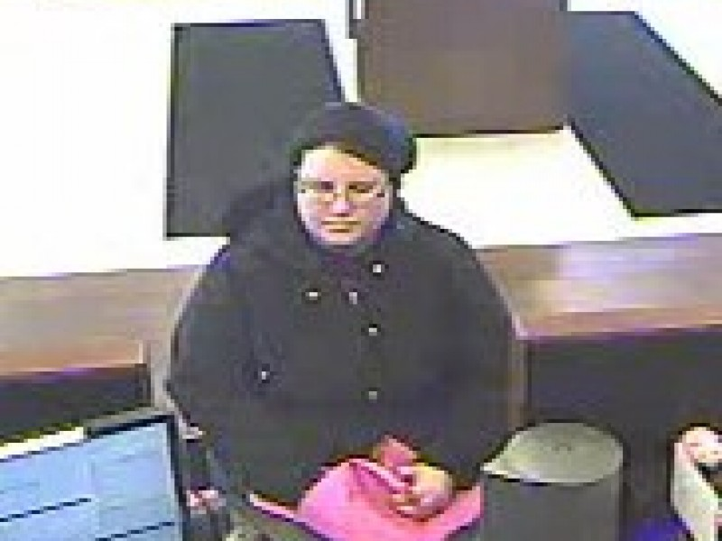 woman robs chase bank police seek help crystal lake il patch. Black Bedroom Furniture Sets. Home Design Ideas