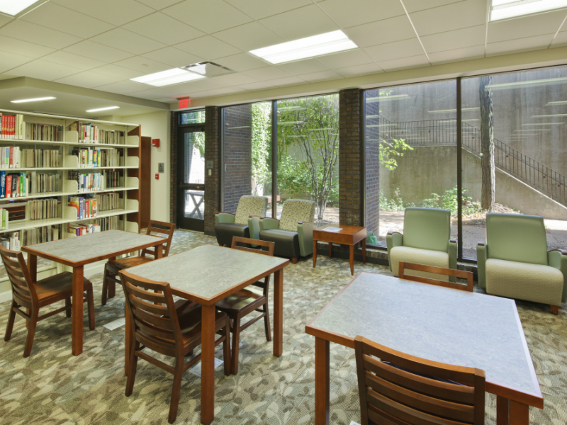 Romeoville Library Redesign Project Rates As An Award Winner 0