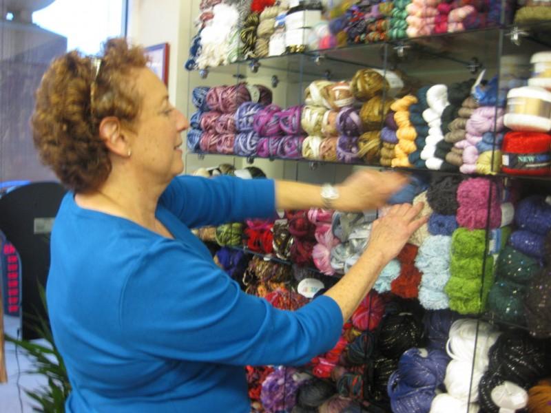 Knitting Warehouse Location : New location long yarn for knitting store buffalo grove