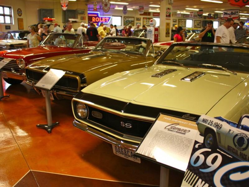 Albaugh Classic Car Show