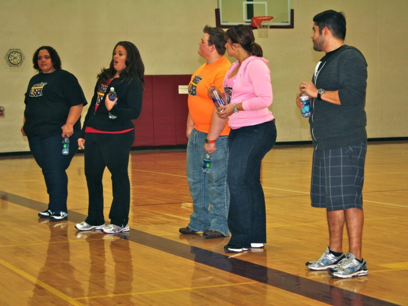 Photos Former Biggest Loser Contestants Lead Ankeny
