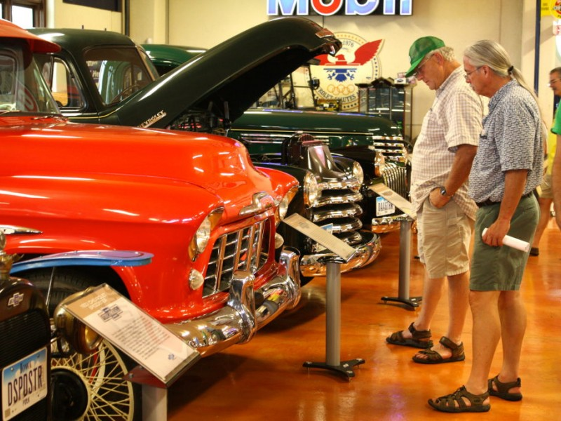 Peruse Albaugh Classic Car Collection While Giving Back To Ankeny - Albaugh classic car show 2018