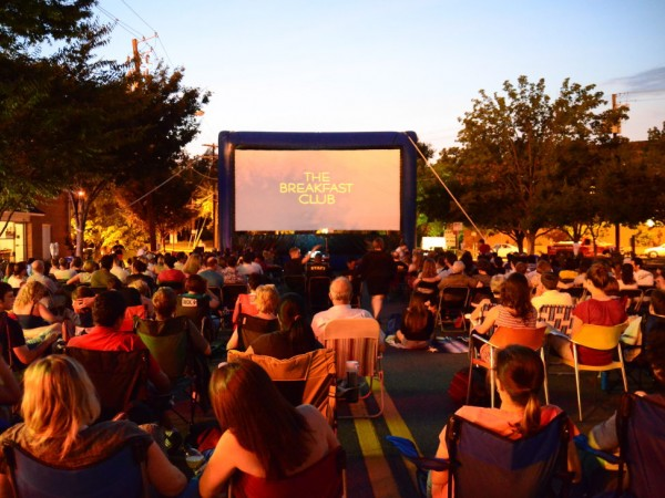 Image result for bethesda outdoor movies