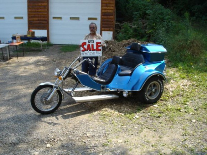 Best of Mendota Heights Craigslist: A VW Trike and Beer Mirrors | Mendota Heights, MN Patch