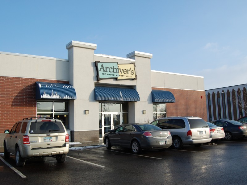Archivers Scrapbooking Company With Apple Valley Store Files For