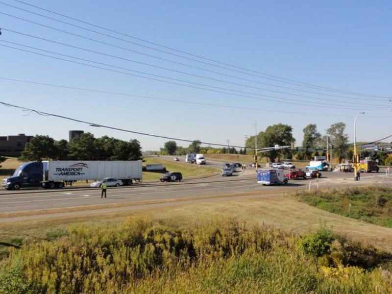 update  eagan crash critically injures chaska man