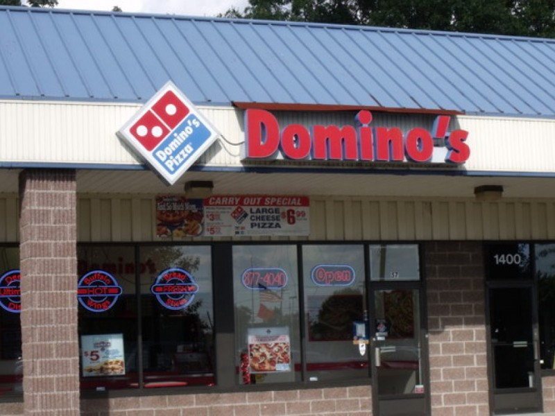 dominos milford ct