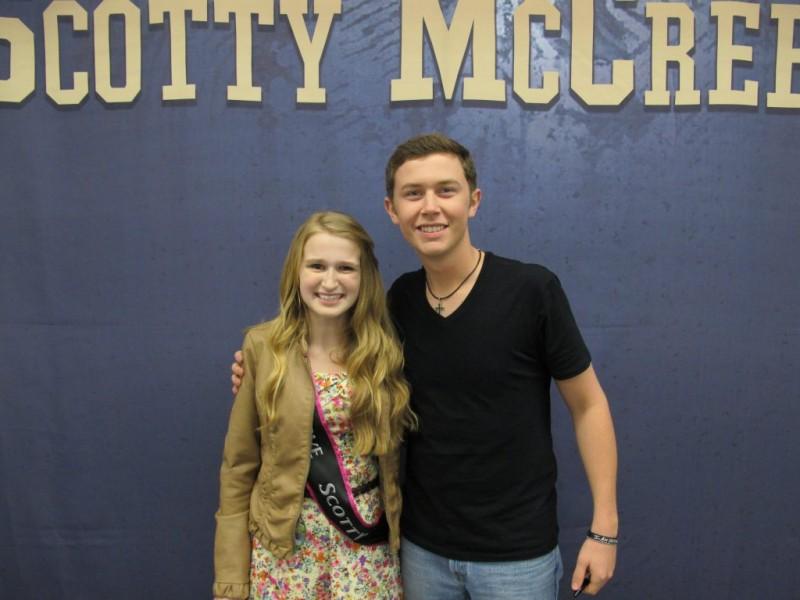 Norwood girl gets to meet american idol scotty mccreery norwood norwood girl gets to meet american idol scotty mccreery 0 m4hsunfo