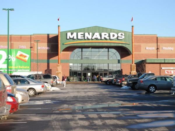 Revamped Richfield Menards Opens Doors