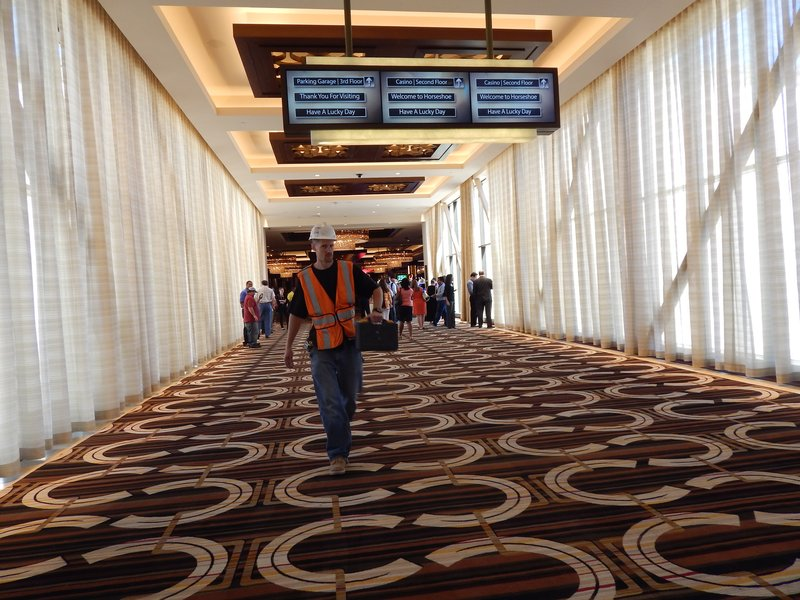 Horseshoe casino puts on finishing touches before opening - Maryland live poker room phone number ...