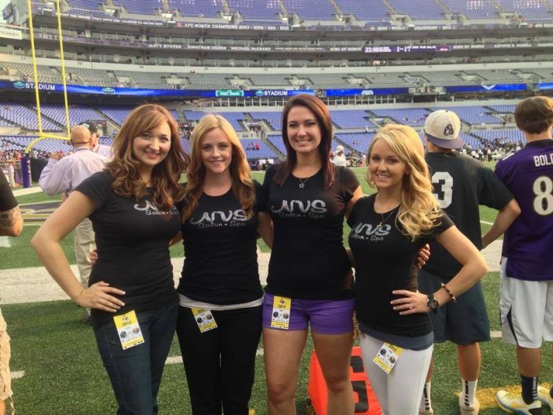 Jones Junction Bel Air >> Meet Ravens Cheerleaders in Bel Air on Saturday | Bel Air ...