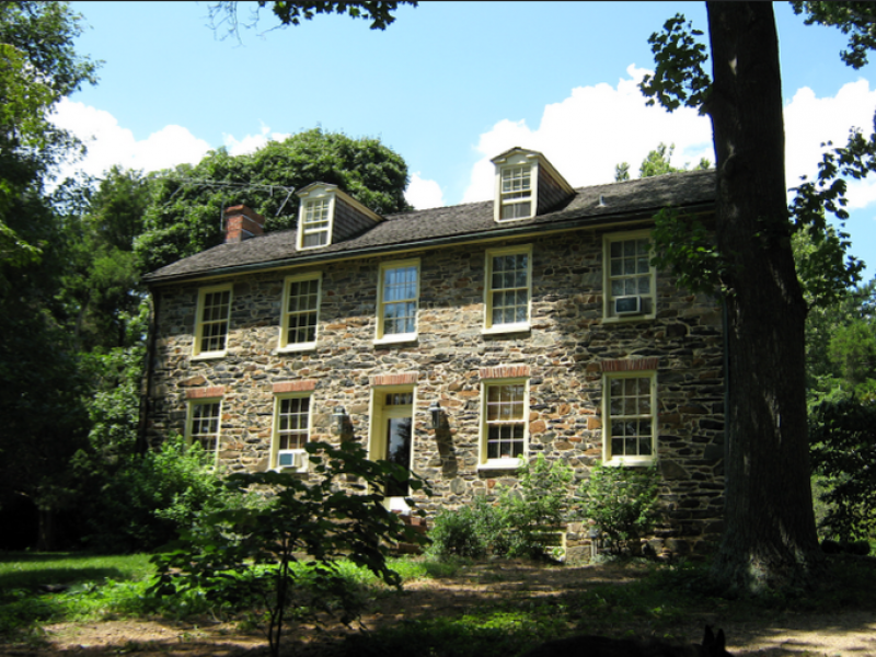 Kingsville Home Now On Baltimore County Historic Inventory