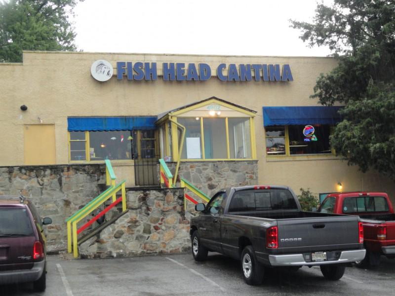 Fish head cantina called to liquor board hearing arbutus for Fish head cantina