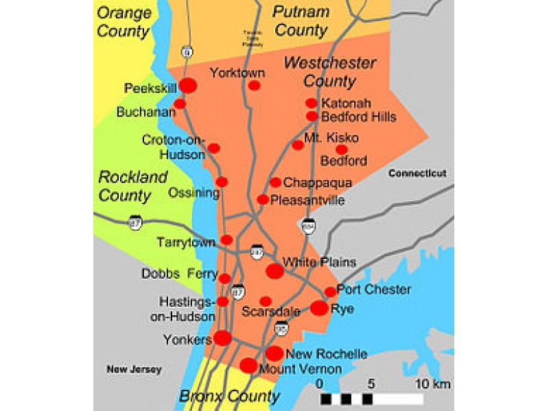 2015 Sales Tax Revenue Off By $23M for Westchester County | White