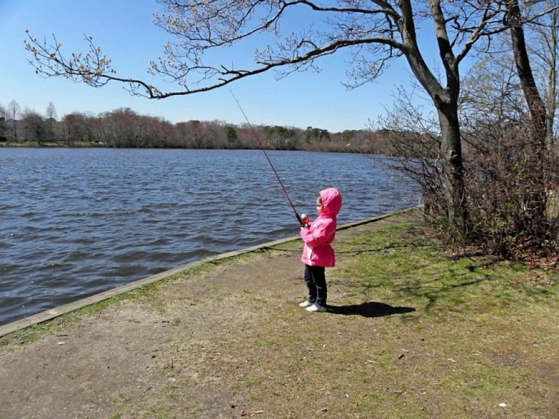Spring Family Fishing Festival At Belmont Lake State Park