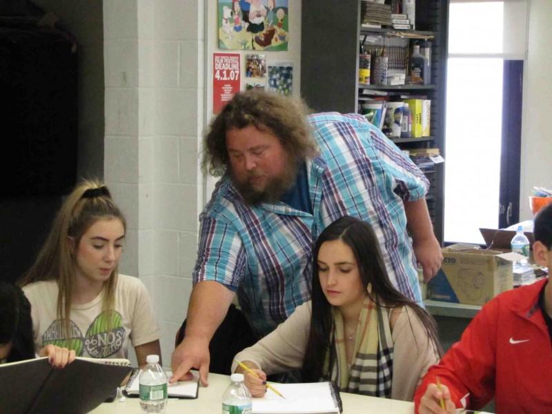 Smithtown Art Teacher Casts Creative Influence - Smithtown, NY Patch