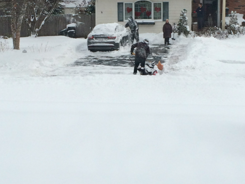 Long Island Winter Snow Totals