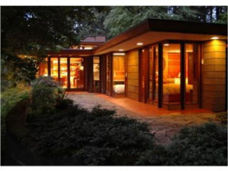Historic Frank Lloyd Wright Home For Sale In Sammamish