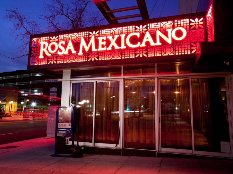 Mexican Restaurants In Chevy Chase Md