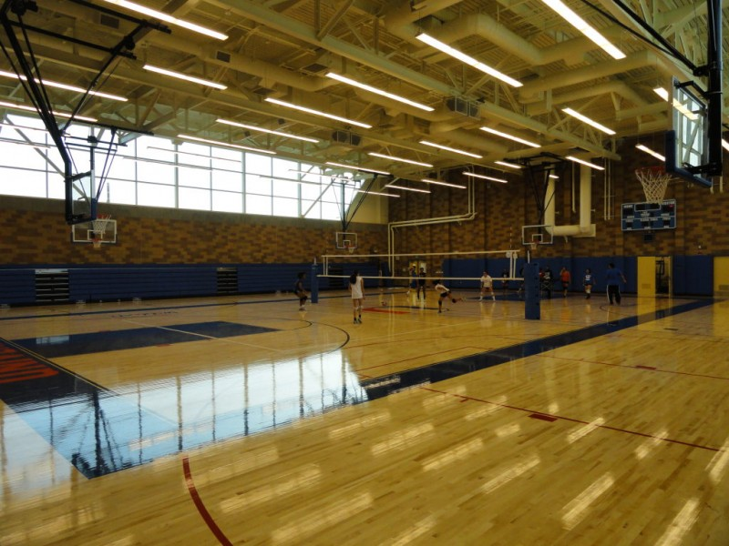 University High School Opens Doors To New Gym Westwood