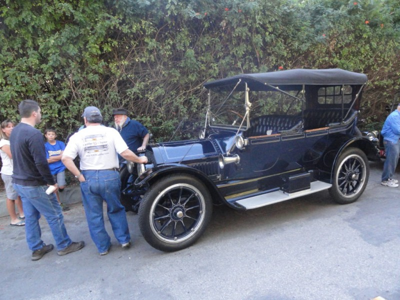 Old-Timey Cars Conquer Henninger Flats (Photo Gallery) | Altadena ...