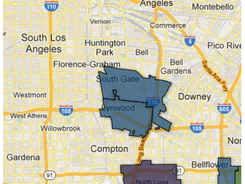 How Bad is Pollution in South Gate and Lynwood? See What New State