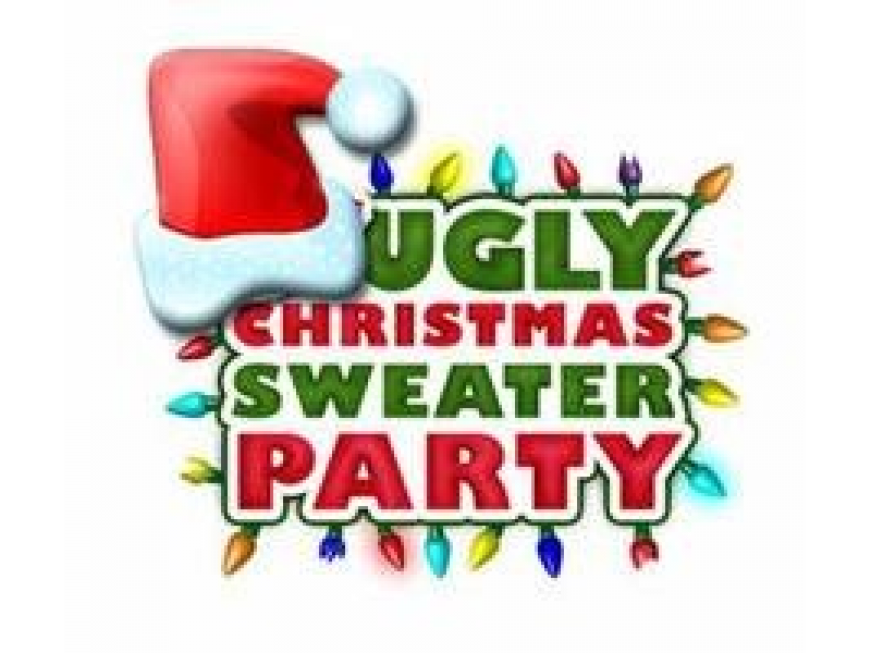 omars christmas ugly sweater party tonight