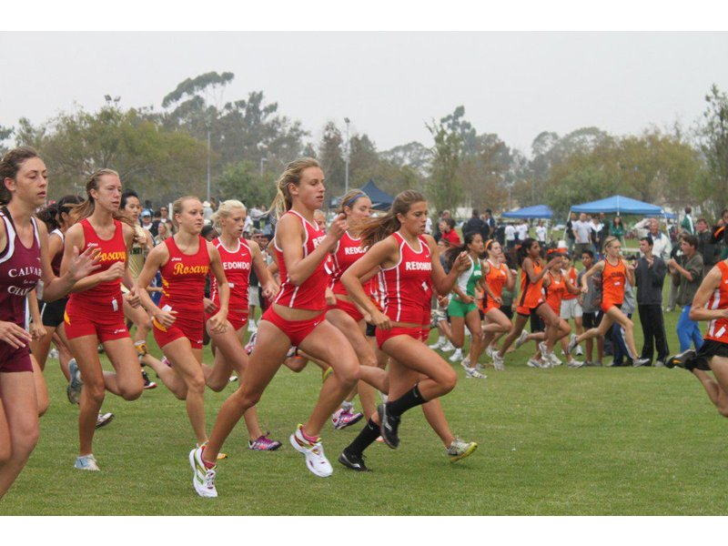 Redondo Union XC Woodbridge Invitational this Saturday PM Redondo