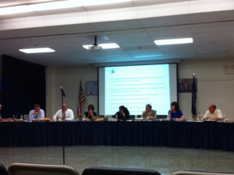 School Board States Confidentiality Issues Forced Halt To