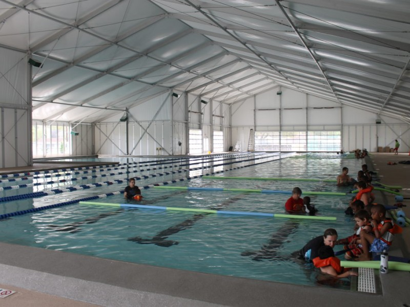 Regional Pool Opens Today In North Charleston Mount