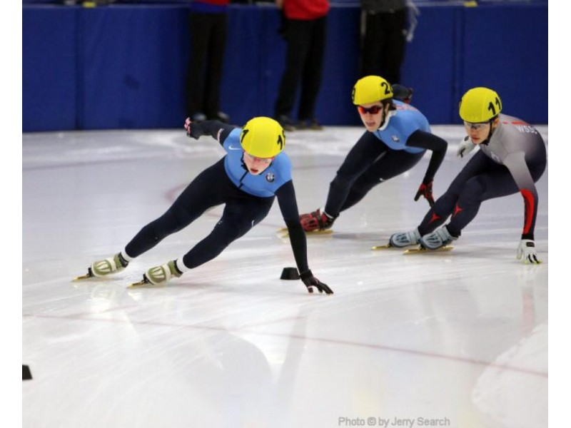 Ice skating san clemente