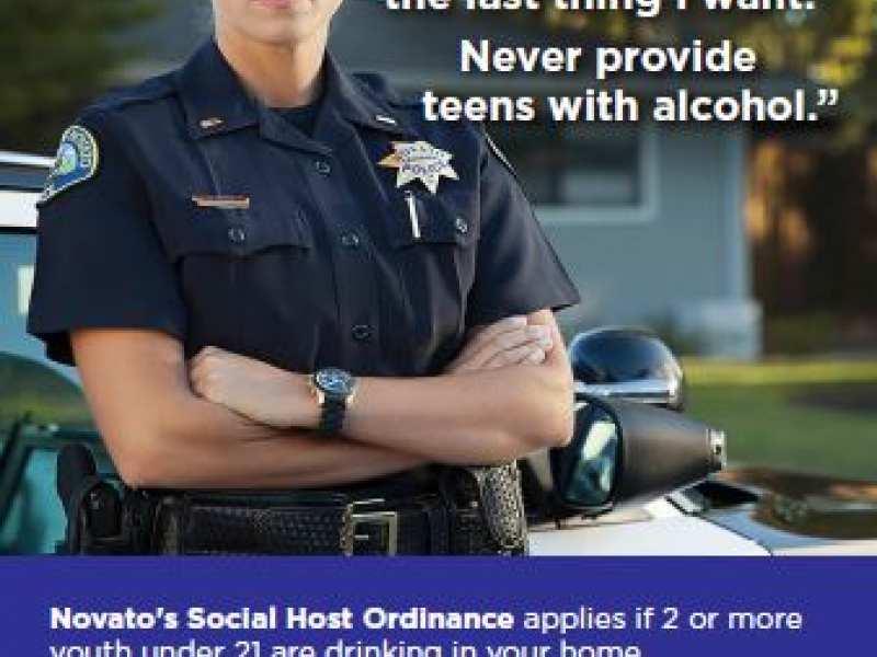 New Campaign Focuses on Adults Who Buy Alcohol for Minors