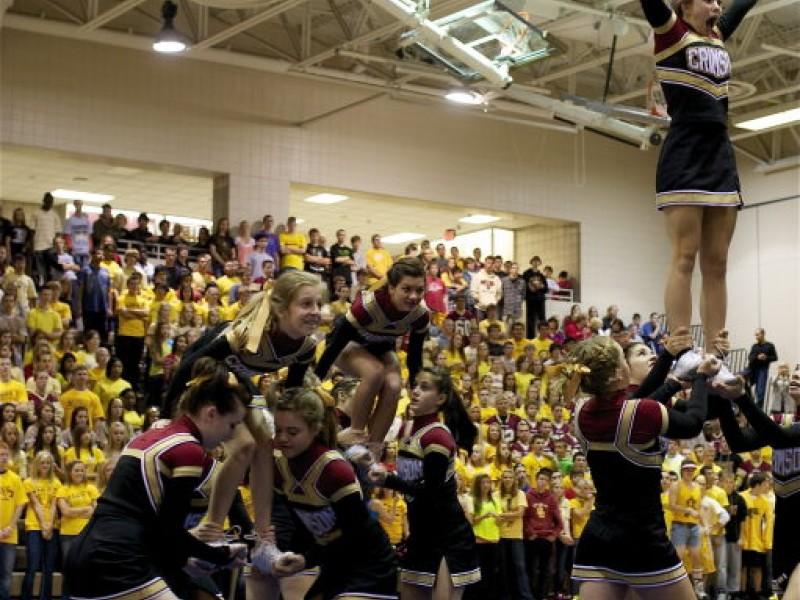 Photos Maple Grove Senior High School Homecoming Pep Fest
