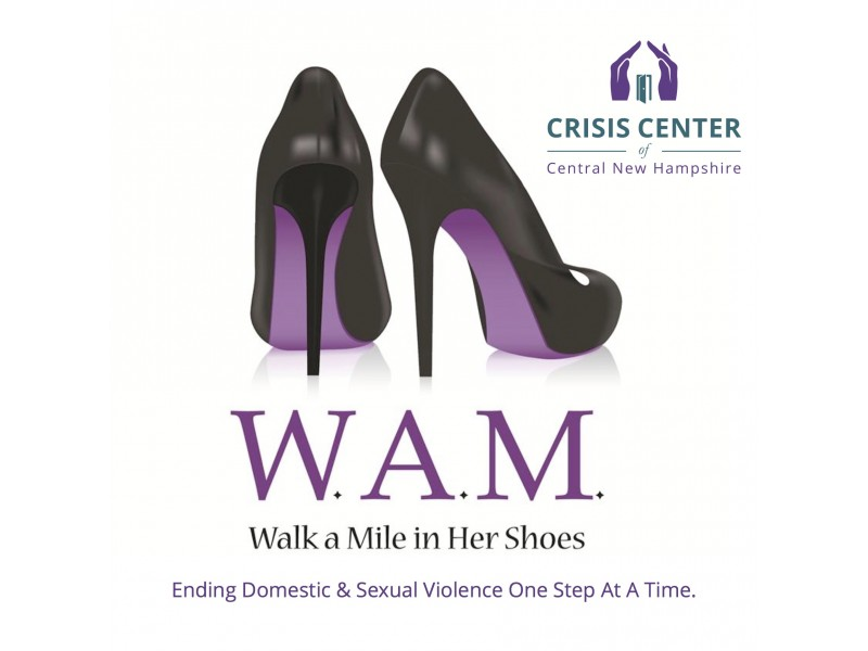 Walk A Mile In Her Shoes Day