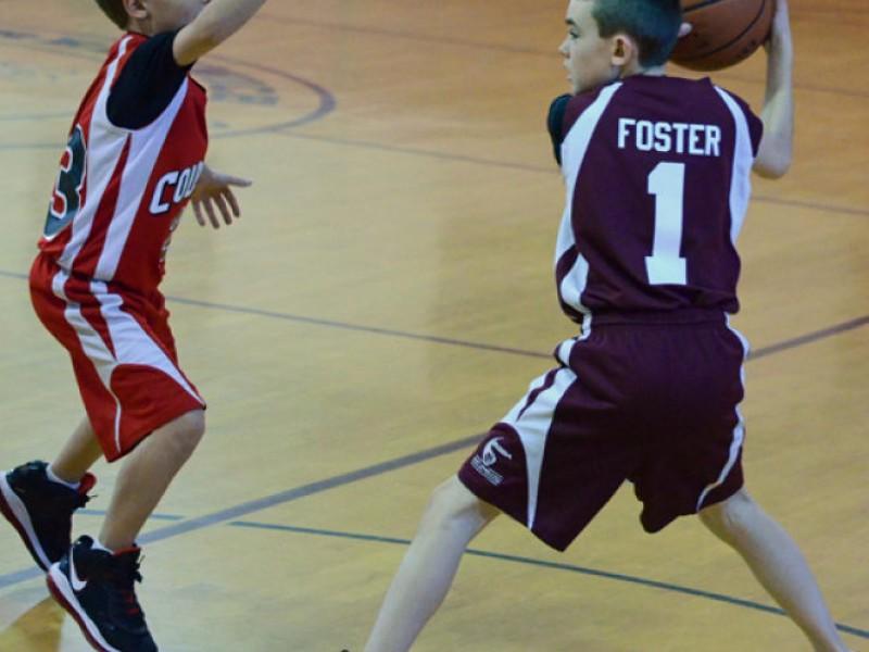 Portsmouth Rhode Island High School Basketball