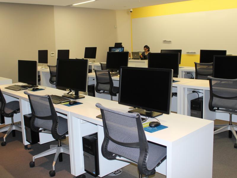 Media Center Opens At Newport Library Newport Beach Ca Patch
