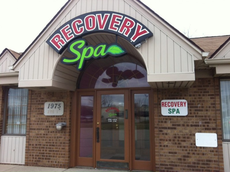 Massage Parlor In Michigan