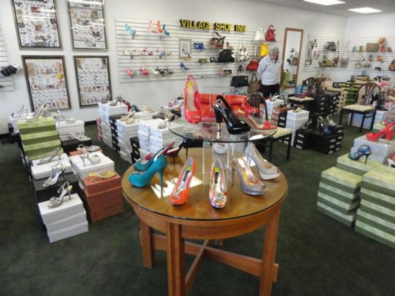 Shoe Store In Rochester Michigan