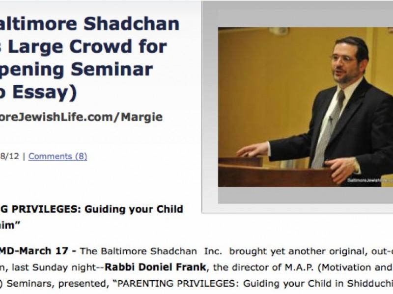Pikesville MD Jewish Single Men