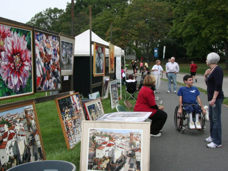 Image result for ART AT THE OVAL livingston