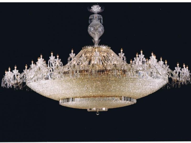 No blarney irish designer says malls chandelier is authentic no blarney irish designer says malls chandelier is authentic waterford crystal aloadofball Images