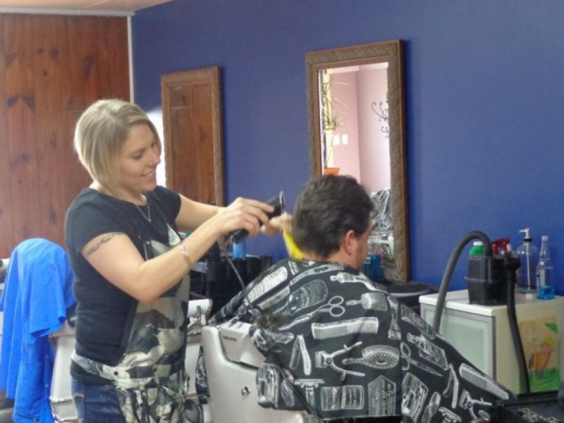 The Barbershop in Jordan Village Adds a Salon, Massage Room | Waterford, CT  Patch