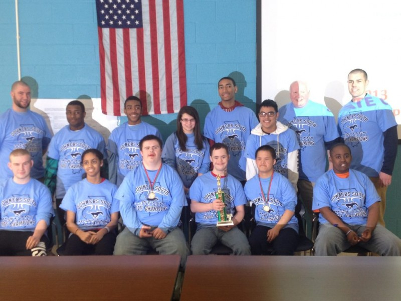 First Year Coach Leads Dgs Special Olympics Team To State